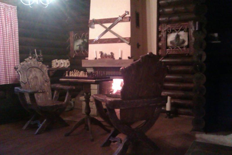 Viking House, Leningrad Region, Russia, vacation rental in Korobitsyno