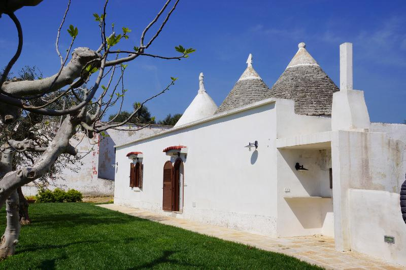 Beautiful Trullo in Puglia, Holiday and Relax – semesterbostad i Palagianello