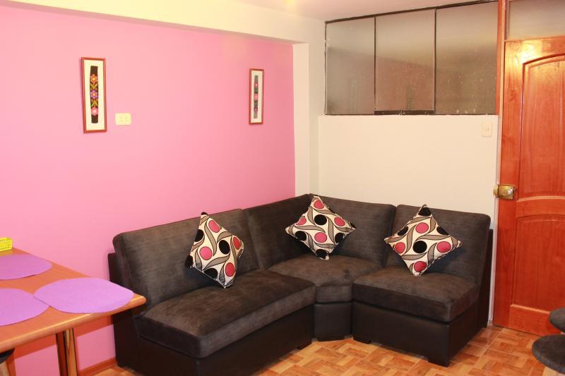 Super departament, like home!, vacation rental in San Sebastian