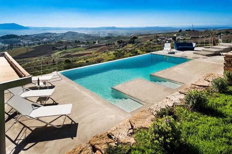 Villa Manzo, casa vacanza a Trapani