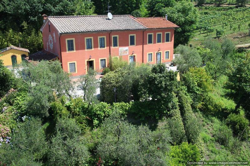 Casa Segromigno, casa vacanza a Pozzuolo