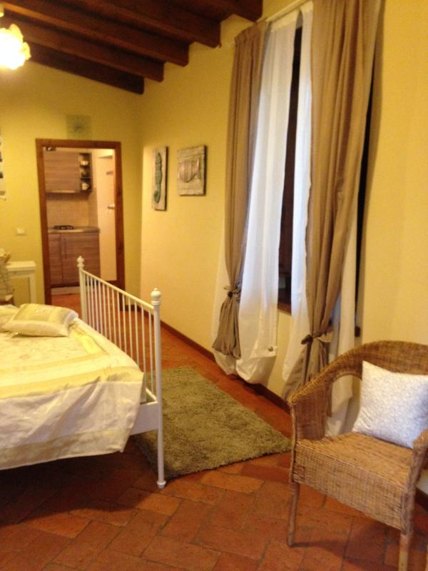 Monolocale in collina, vacation rental in Pontassieve