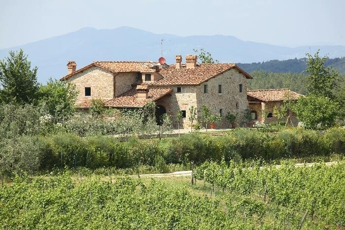 Casa Mercatale Holiday villa rental in Mercatale - Chianti - Tusdany - Mercatale, vacation rental in San Casciano in Val di Pesa