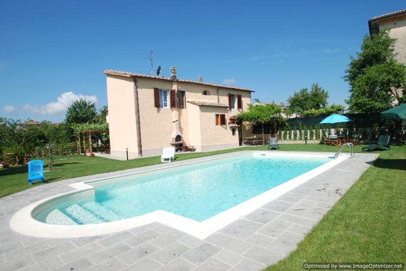 The Trellis Villa Monticiano house rental, holiday rental in Monticiano