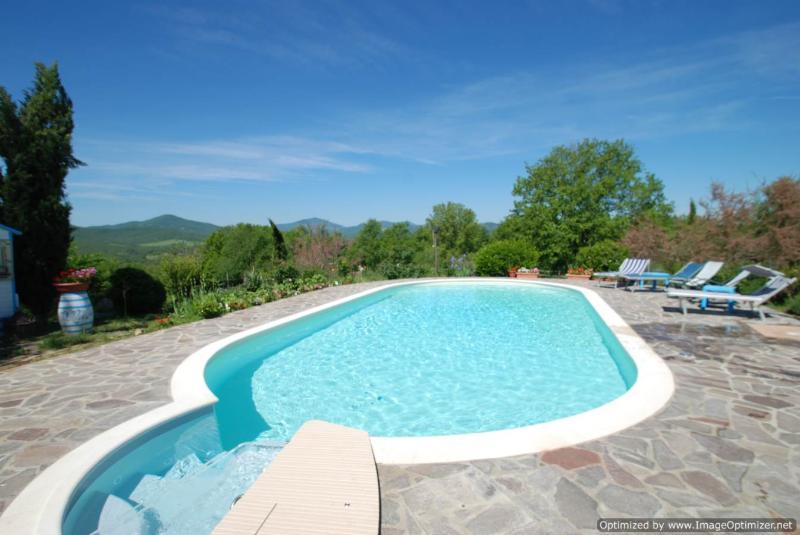 Villa Galgano Monticiano house rental in Tuscany, holiday rental in Monticiano