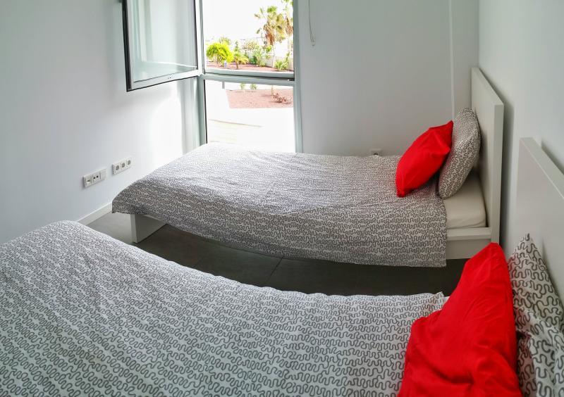 Bedroom n.2 ocean view