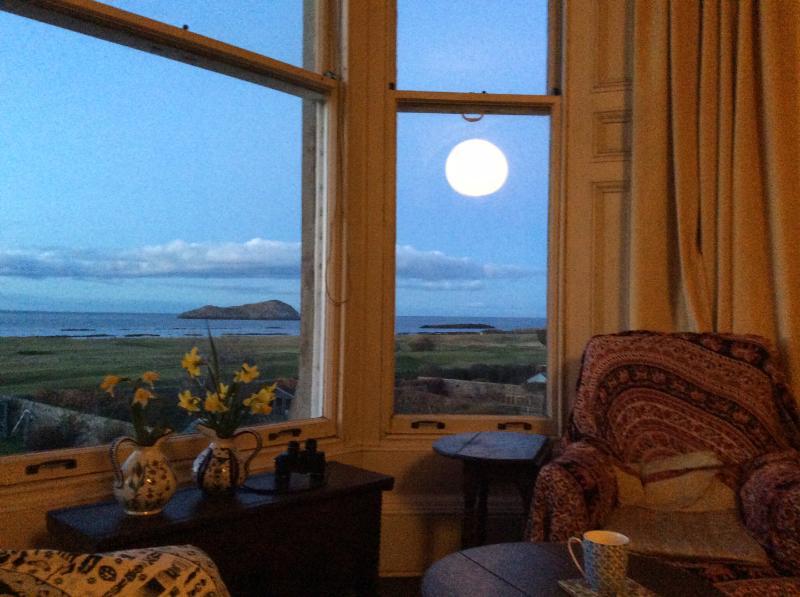 North Berwick flat with sea view, vacation rental in North Berwick