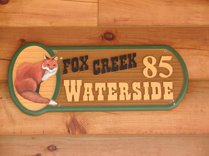 Fox Creek Waterside in the Smokies