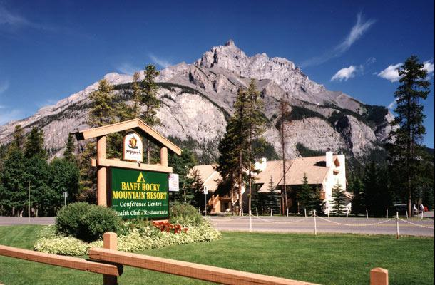 Banff Condo Rental 1 Week August long Weekend, location de vacances à Les Rocheuses canadiennes