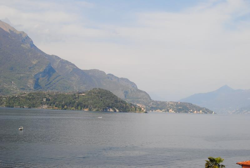 Studio apartment - view Lake Como - up to 4 people, vacation rental in Lezzeno