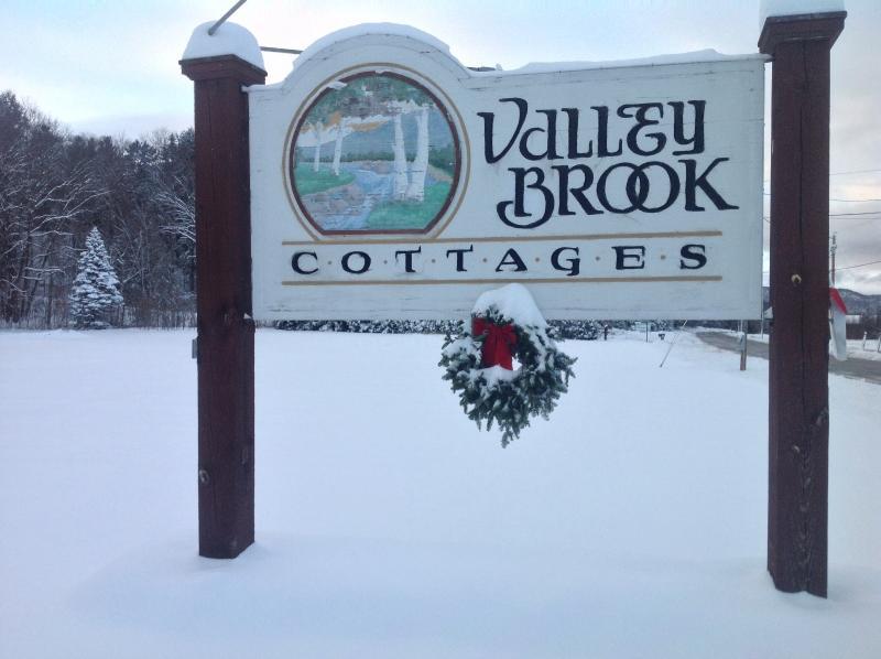 Segno di ingresso di Valleybrook