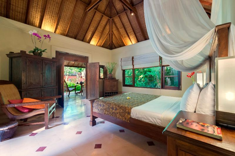 Garden Suite at Villa Frangipani