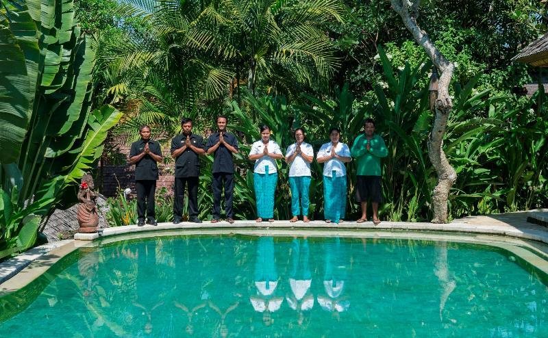 Villa frangipanier personnel