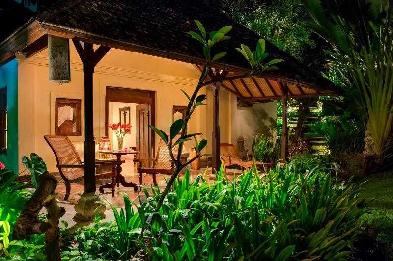 Garden Suite at Villa Frangipani - Terrace