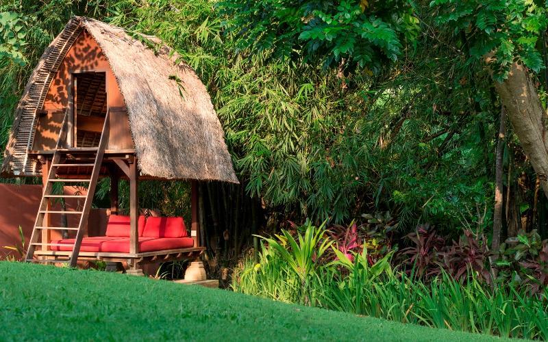 Riverside Relaxation at Villa Frangipani