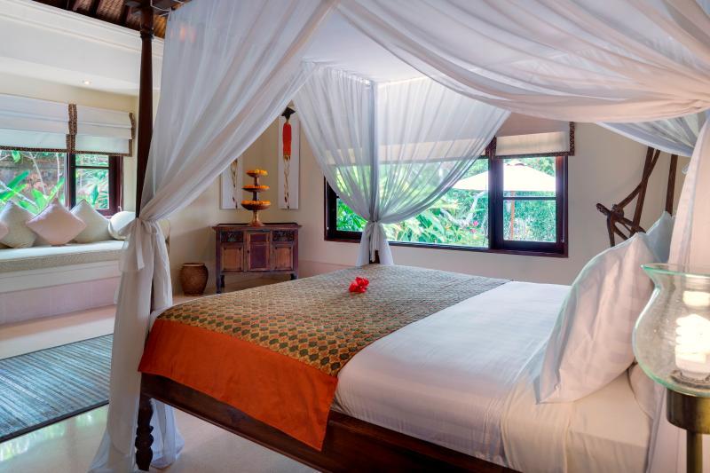 Master Suite at Villa Frangipani