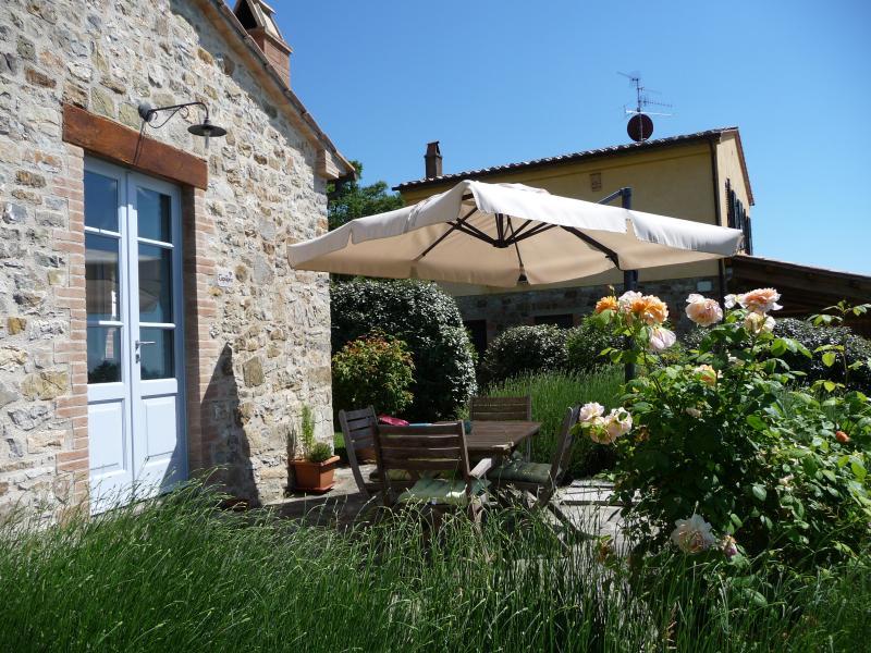 Capitorio, the terrace