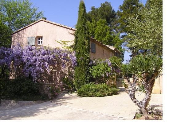 La Bastide de Manon (Haus der Besitzer)