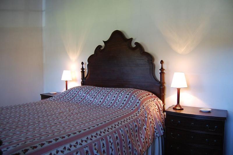 Kamer met tweepersoonsbed