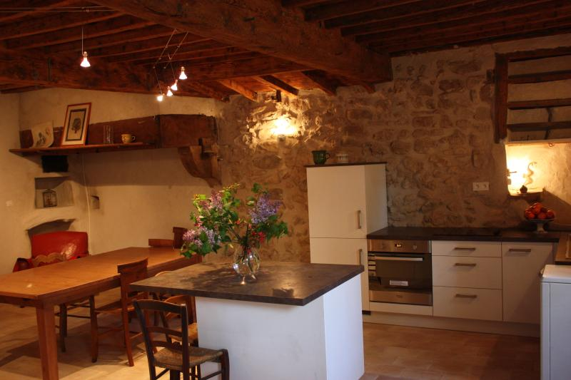 Grange Grande, vacation rental in Chabeuil