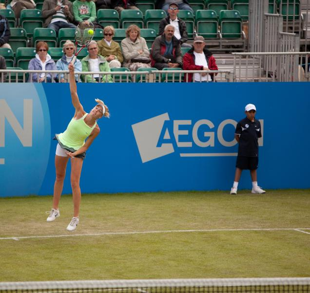 International Tennis at Devonshire Park