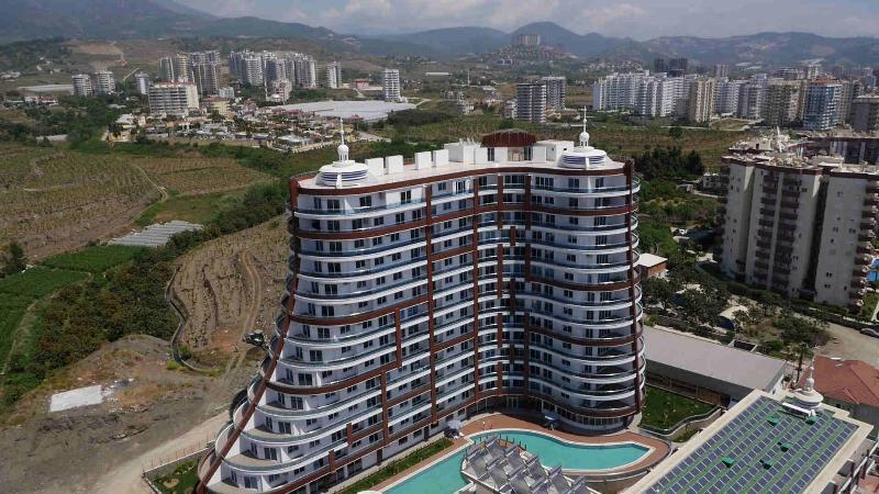 Luxury apartment #21 | ALANYA | 60 m2 | ★★★★★, holiday rental in Mahmutlar