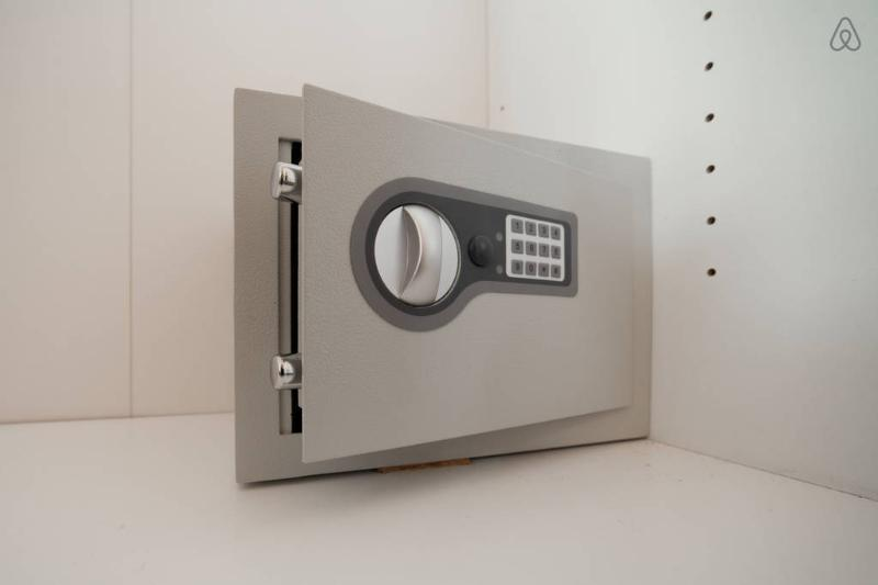 Electronic Safety Deposit Box for your valuables