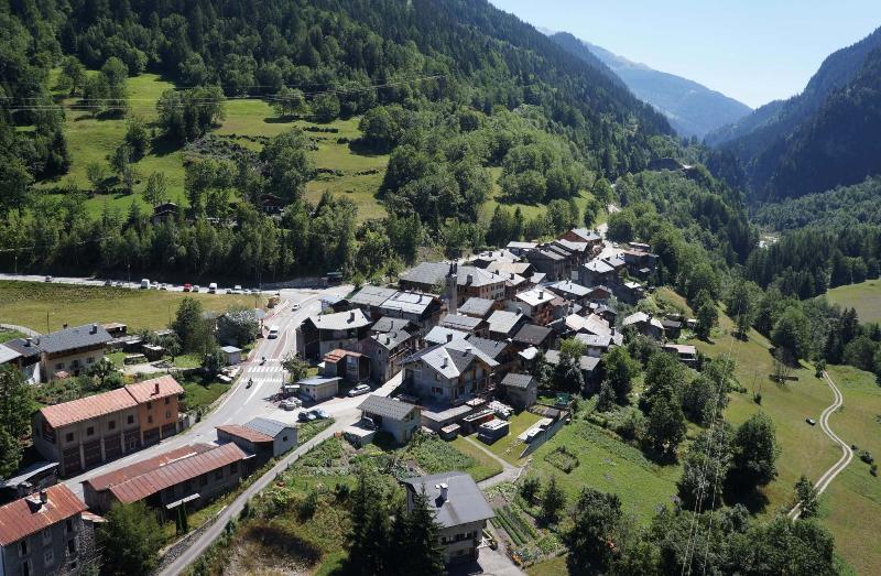 The village in summer