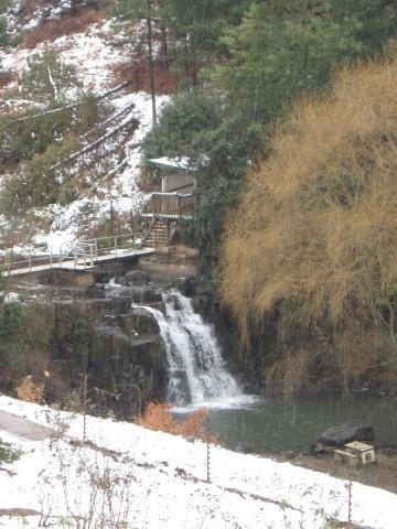 Winter at The Falls