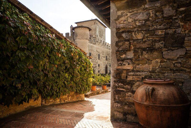 La Foresteria del Castello della Paneretta, vakantiewoning in Barberino Val d'Elsa