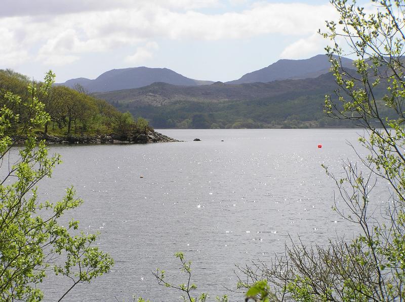 Trawsfynydd lake