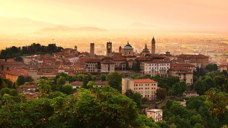 Landscape Bergamo