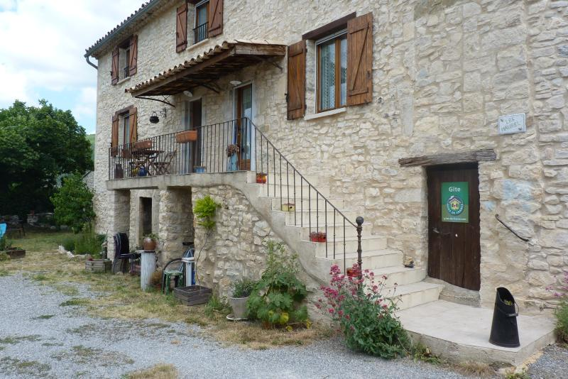 'les Maurel', vacation rental in Alpes-de-Haute-Provence