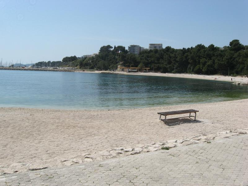 the nearest beach in the spring
