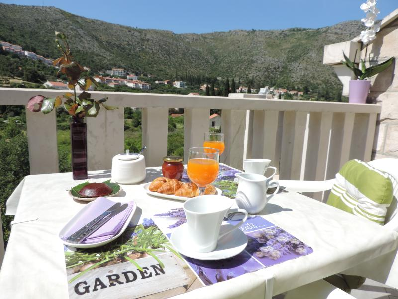 Cute Apartment in Peaceful Area near Dubrovnik II, holiday rental in Zaton