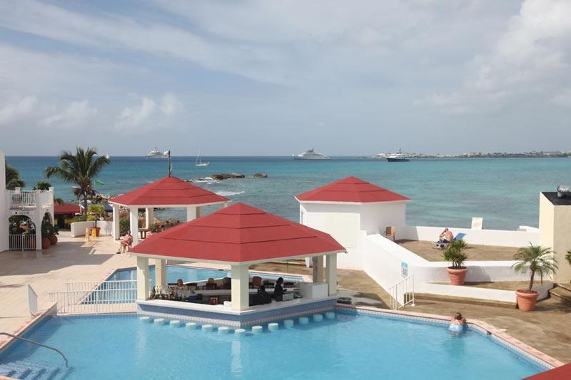 Vacation Villa at Simpson's bay and Marina, vacation rental in Simpson Bay
