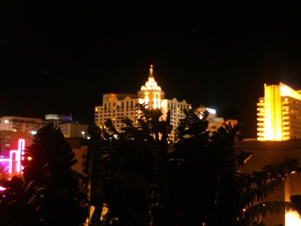 BEAUTIFUL & OPEN NIGHT VIEW FROM MY GORGEOUS CONDO.