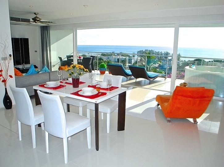 Amazing Sea views close beach!, holiday rental in Ban Khok Chang