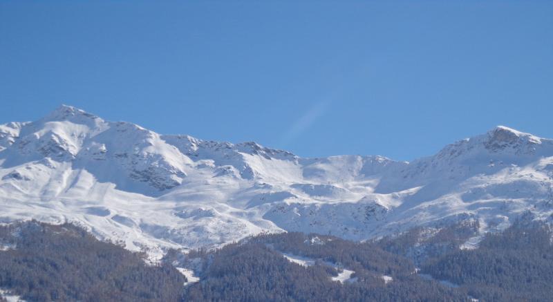 Sainte Foy seen from Villaroger