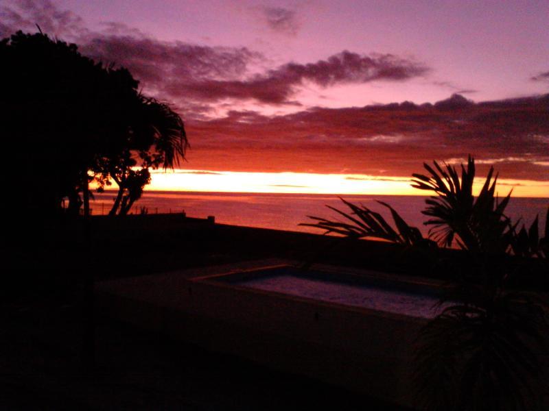 coucher de soleil vue 3