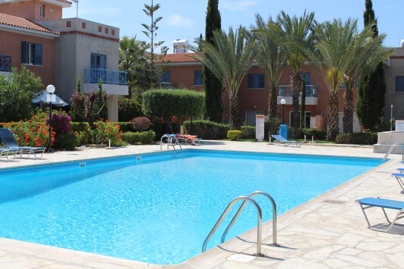 A beautiful 15 metre pool gives you chance to have a great swim as well as space for lots of fun