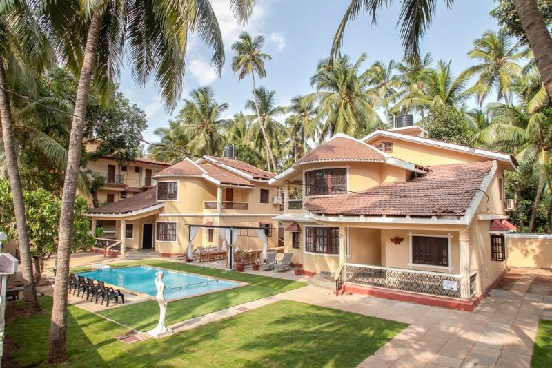 Villa for rent close to Calangute beach
