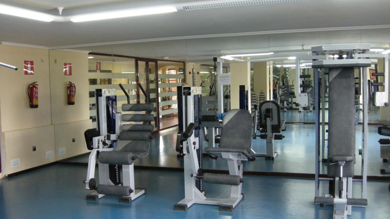 Refurbished Gym 2015