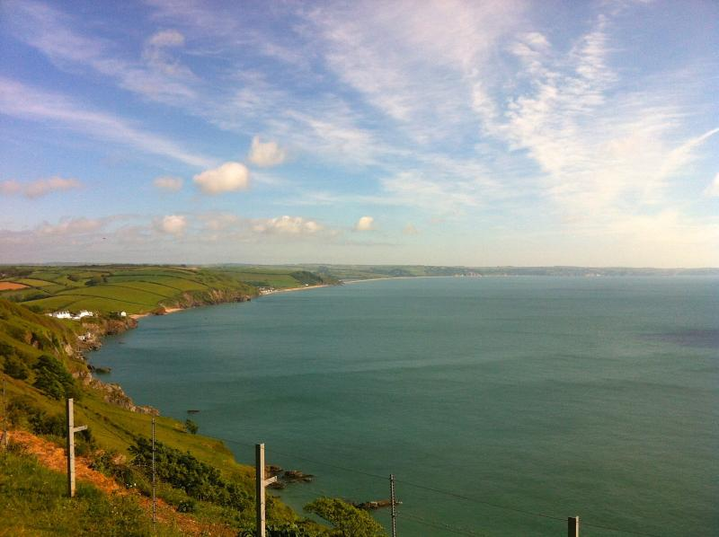 Just 10 minutes from the renowned South West Coast Path