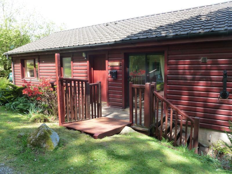 Criffel Lodge, Sandyhills, holiday rental in Dalbeattie