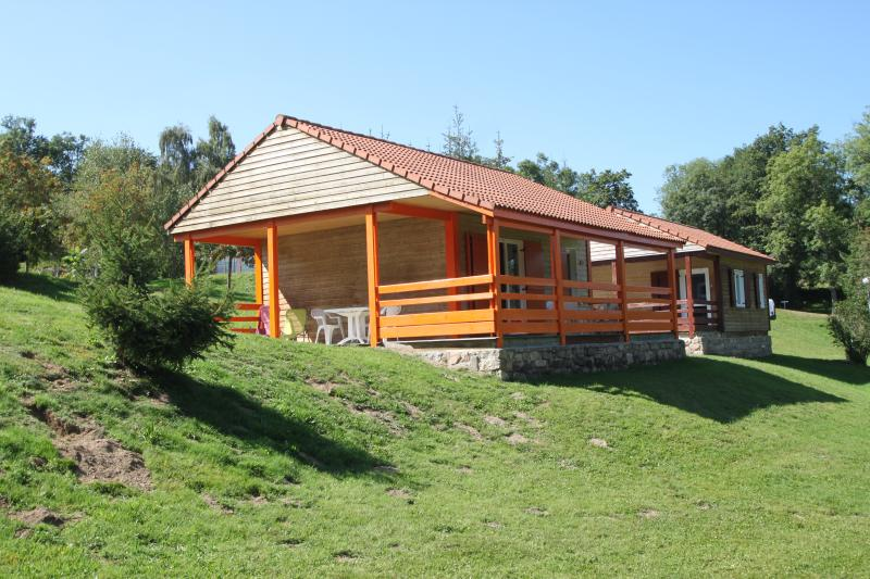 Les chalets de la Margeride, holiday rental in Saint-Alban-sur-Limagnole