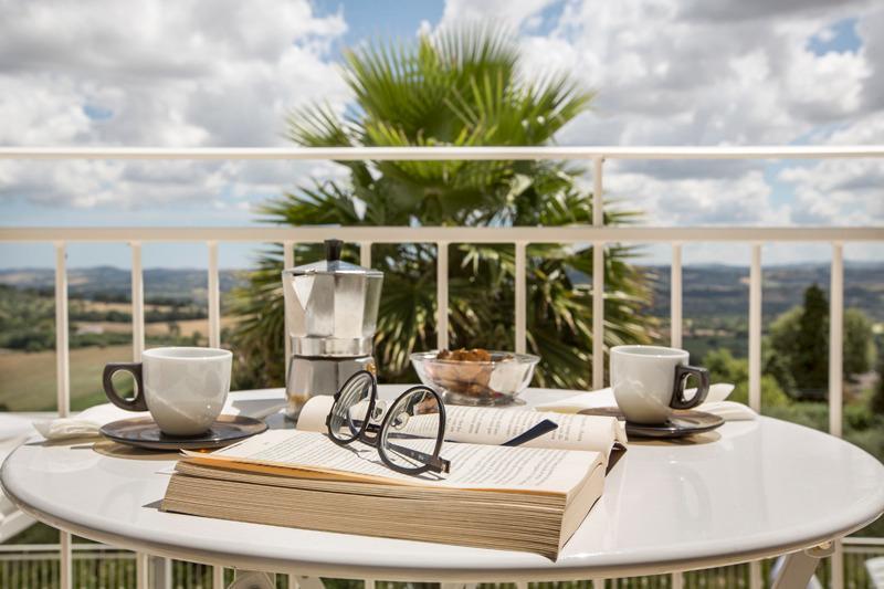 Panorama terrazza BiloA