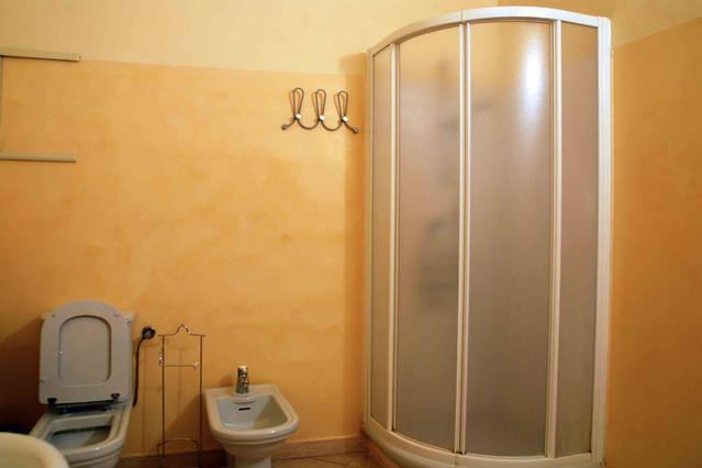 Primo bagno - doccia