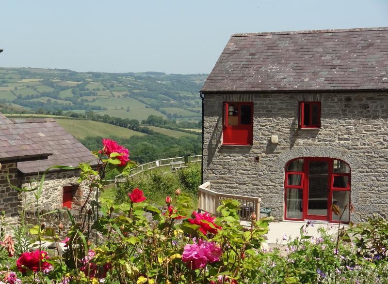 Treberfedd Farm -Old Cart House, holiday rental in Cribyn