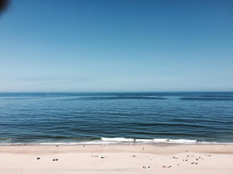 Vom Balkon des Ozeans